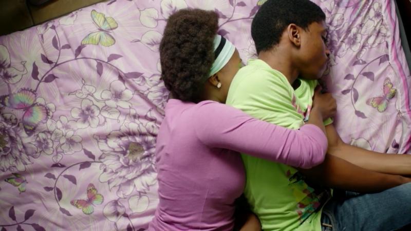 Bongi hugs Reggie